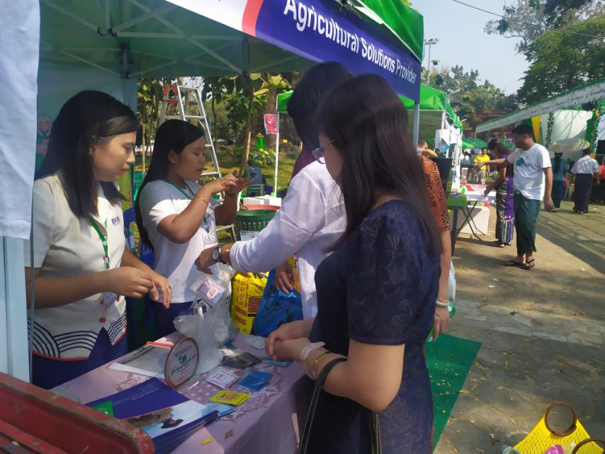 1st Myanmar Melon Festival 2020 (Photo 15)