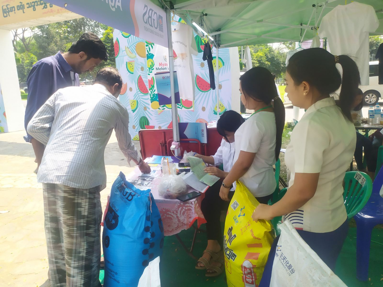 1st Myanmar Melon Festival 2020 (Photo 16)
