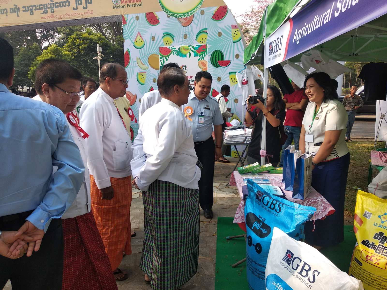 1st Myanmar Melon Festival 2020 (Photo 6)
