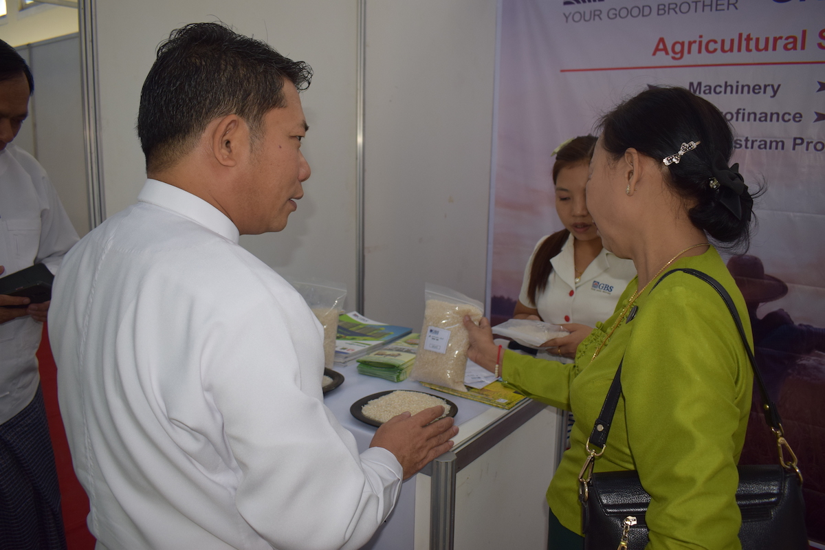 1st Myanmar Startup Show (Photo 7)