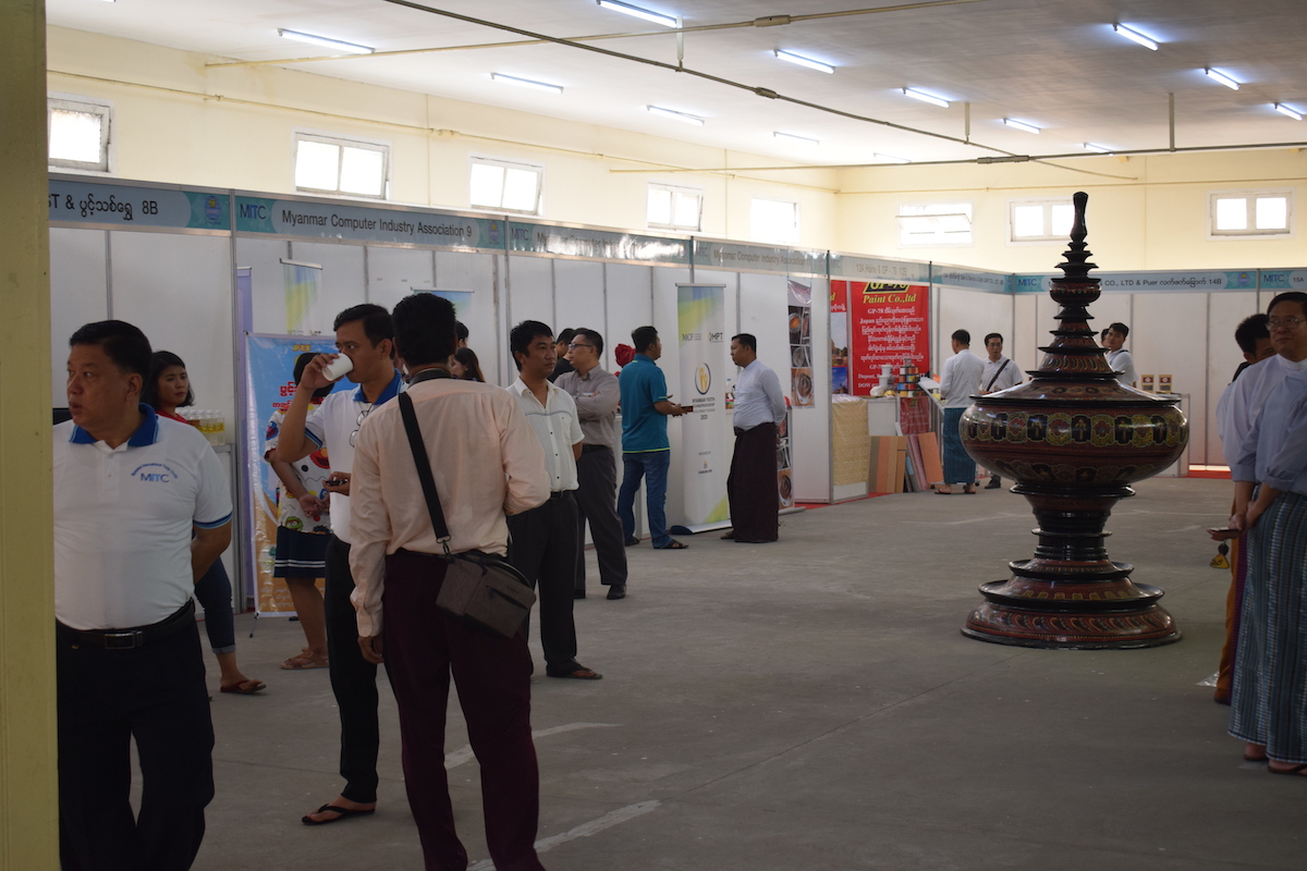 1st Myanmar Startup Show (Photo 9)