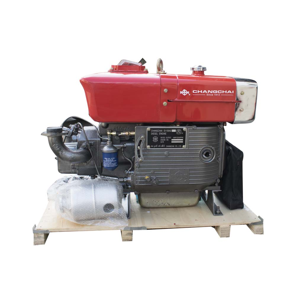 Changchai Brand Diesel Engine (S-1100A2)