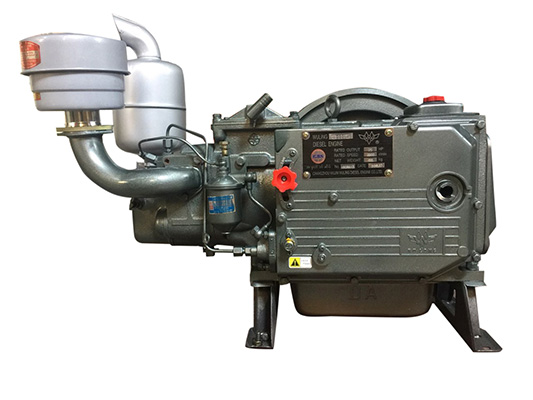Wuling Brand Diesel Engine (S-1115) (Ball) (Without Fuel Tank & Hopper)