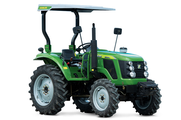 Zoomlion Brand Four Wheel Tractor : RK 554-A (Flat)